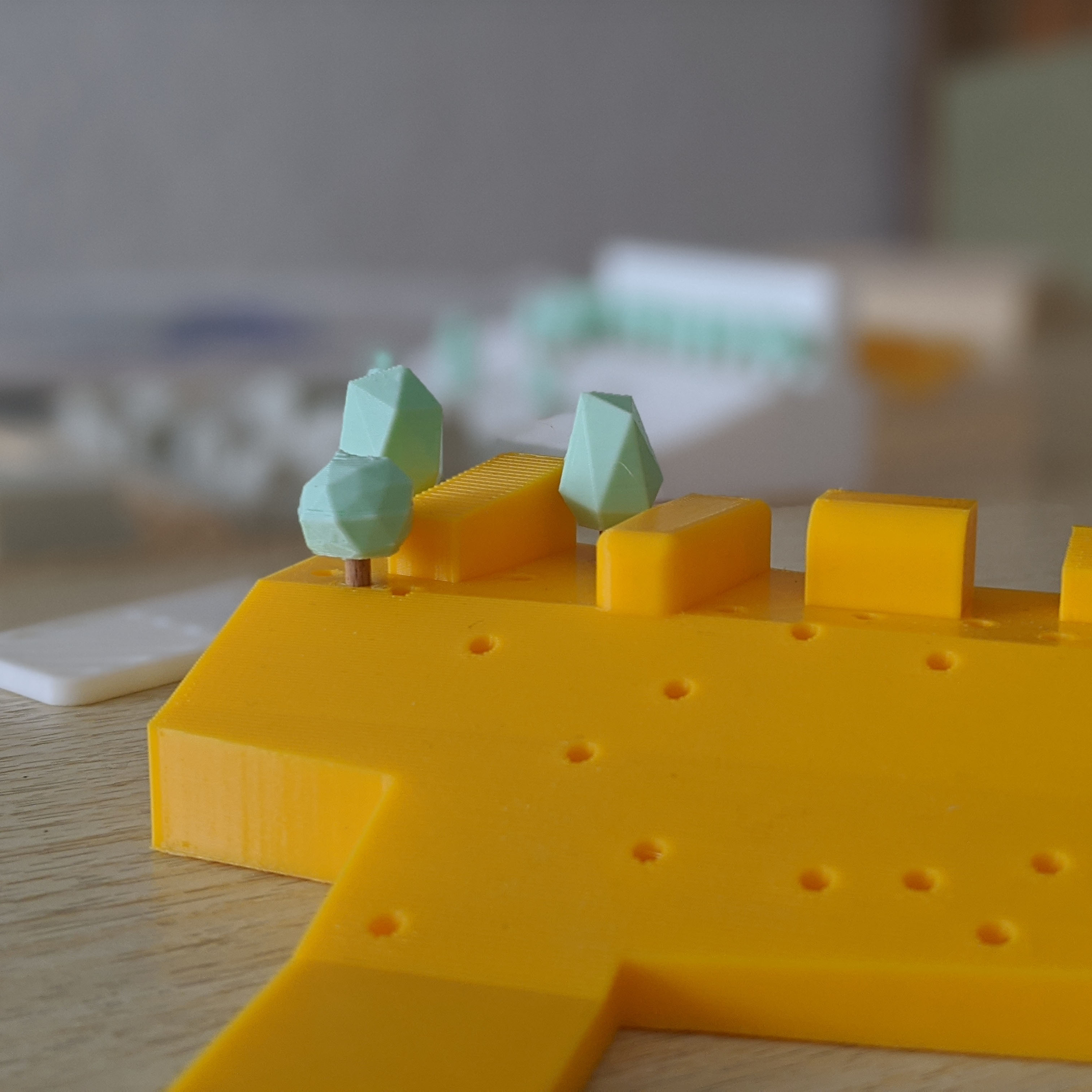 Maquette St Jacques – Prototype – 2020 06 04 – 2