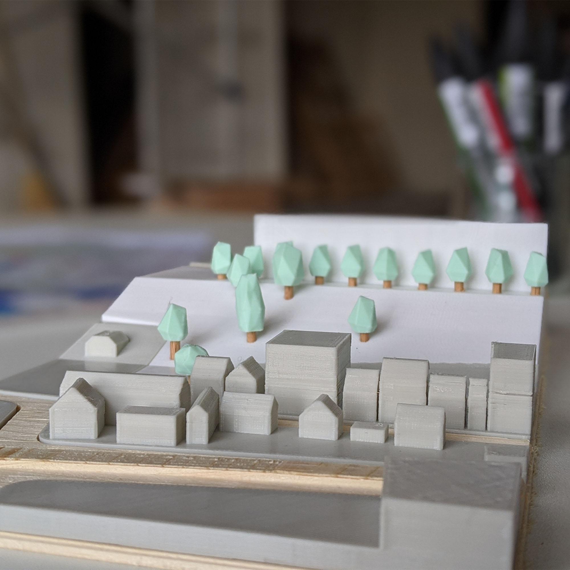 Maquette St Jacques – Prototype – 2020 06 04 – 4